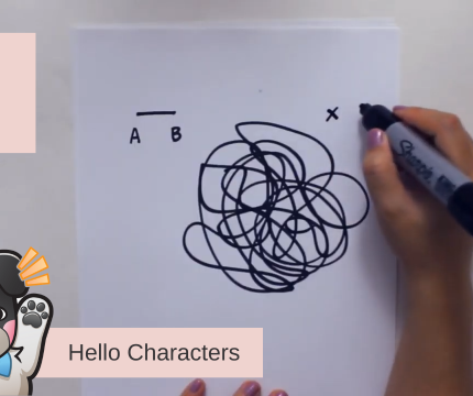 Introduction to Chinese Characters – Hello Characters – Lesson 1